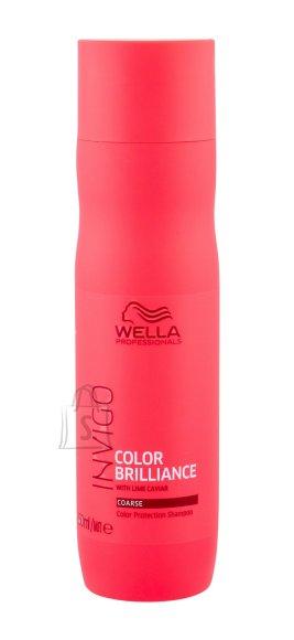 Wella Invigo Color Brilliance šampoon paksudele juustele 250 ml
