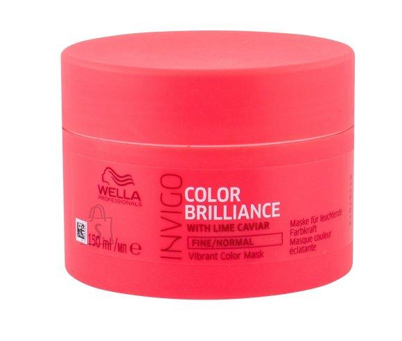 Wella Professionals Invigo Vibrant Color juuksemask õhukestele ja normaalsetele juustele 150 ml