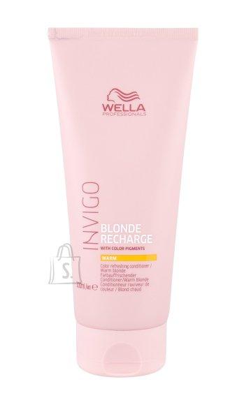 Wella Invigo Blonde Recharge palsam blondidele juustele 200 ml