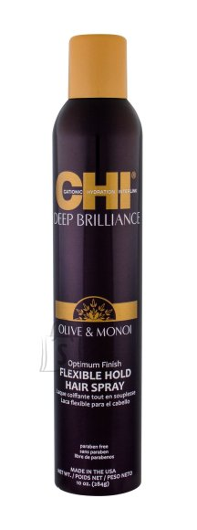 Farouk Systems CHI Deep Brilliance Olive & Monoi Optimum Moisture juukselakk 284 g