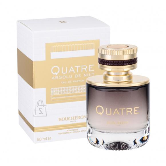 Boucheron Boucheron Quatre Absolue de Nuit Pour Femme parfüümvesi EdP 50 ml