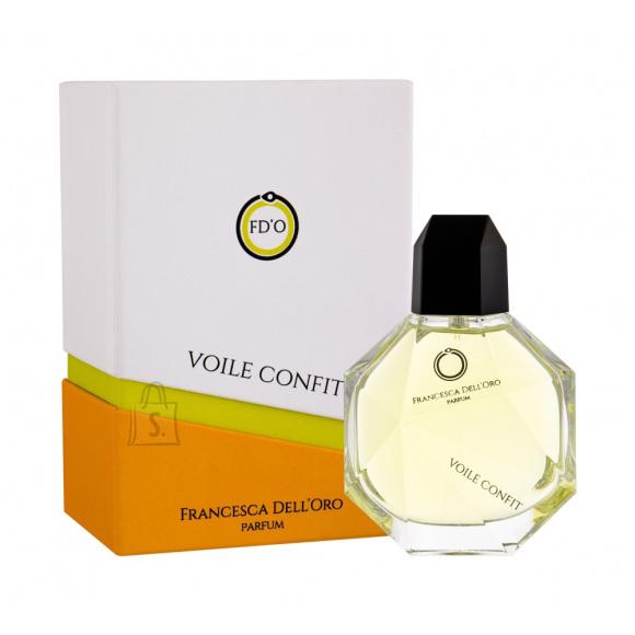 Francesca dell´Oro Voile Confit parfüümvesi EdP 100 ml