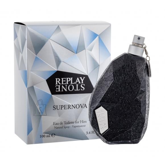 Replay Stone Supernova for Him tualettvesi EdT 100 ml