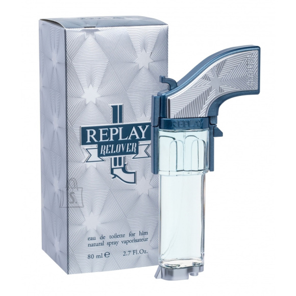 Replay Relover tualettvesi EdT 80 ml