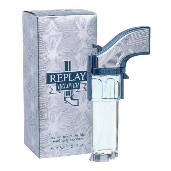 Replay Relover tualettvesi EdT 80 ml