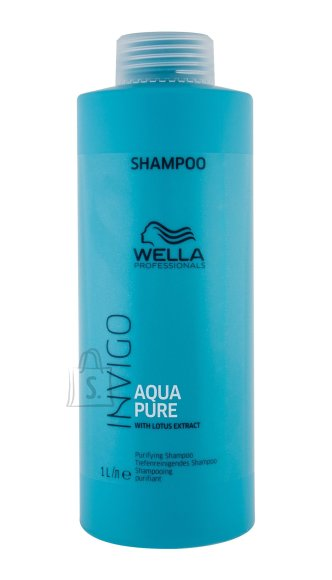 Wella Invigo Aqua Pure šampoon 1000 ml