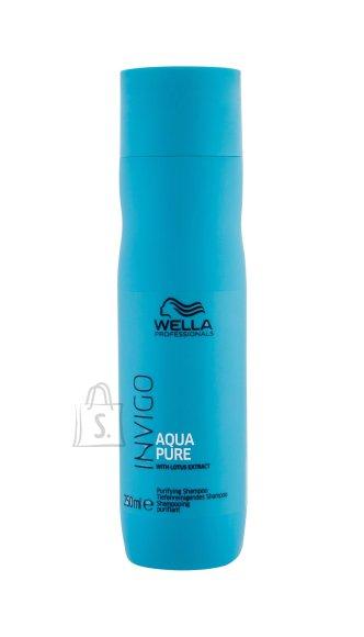 Wella Invigo Aqua Pure šampoon 250 ml