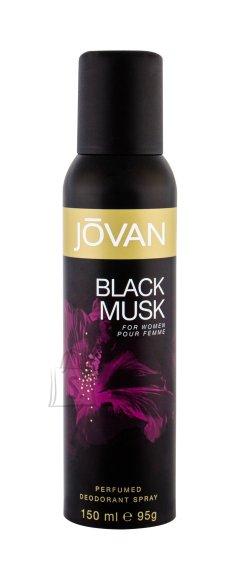 Jovan Musk Black naiste deodorant (150 ml)