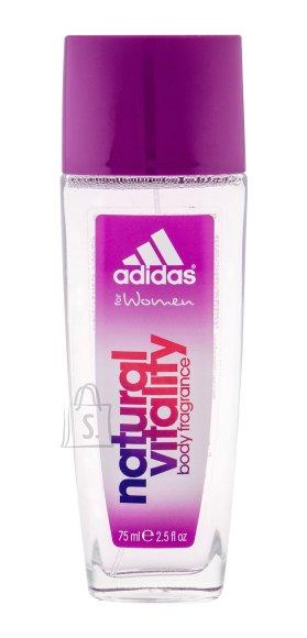 Adidas Natural Vitality deodorant naistele 75 ml