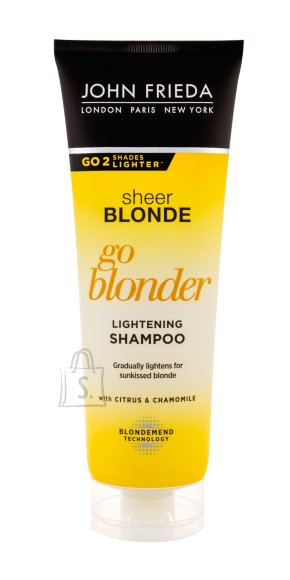 John Frieda Sheer Blonde juuksešampoon (250 ml)