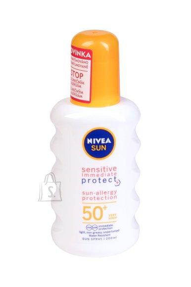 Nivea Sun Sensitive Protect Sun Body Lotion (200 ml)