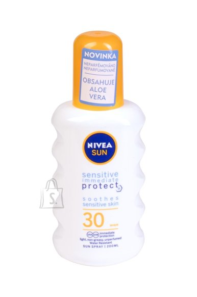 Nivea Sun Sensitive Protect Sun Body Lotion (200 ml)