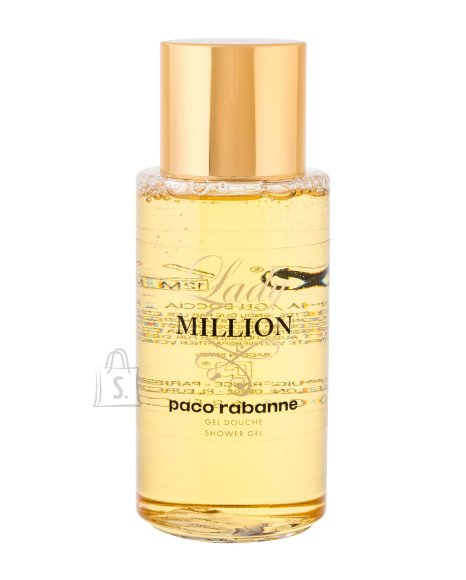 Paco Rabanne Lady Million naiste dušigeel (200 ml)