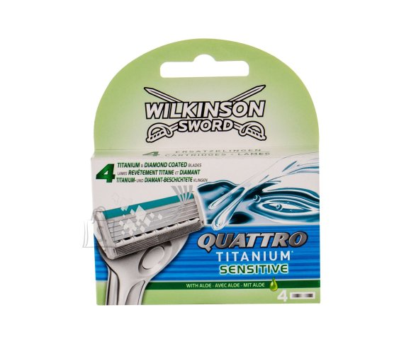 Wilkinson Sword Quattro Replacement blade (4 pc)