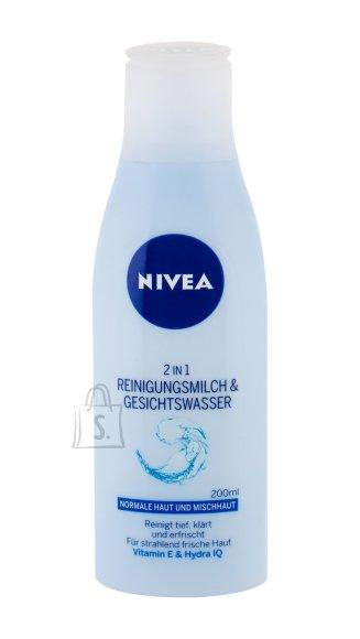 Nivea Nivea Milk & Toner Cleansing Milk (200 ml)