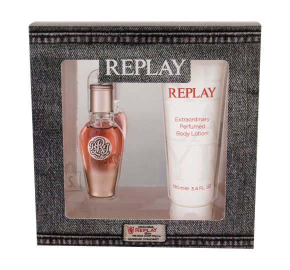 Replay True For Her Body Lotion (20 ml)