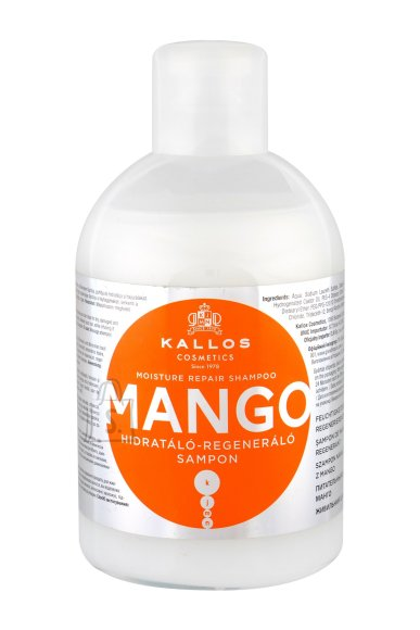 Kallos Cosmetics Mango Shampoo (1000 ml)