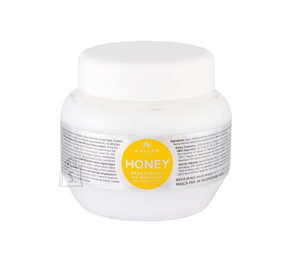 Kallos Cosmetics Honey Hair Mask (275 ml)