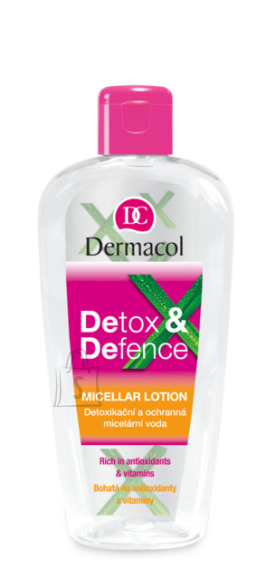 Dermacol Detox&Defence Micellar puhastuspiim 200 ml