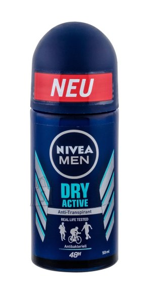 Nivea Men Dry Active Antiperspirant (50 ml)