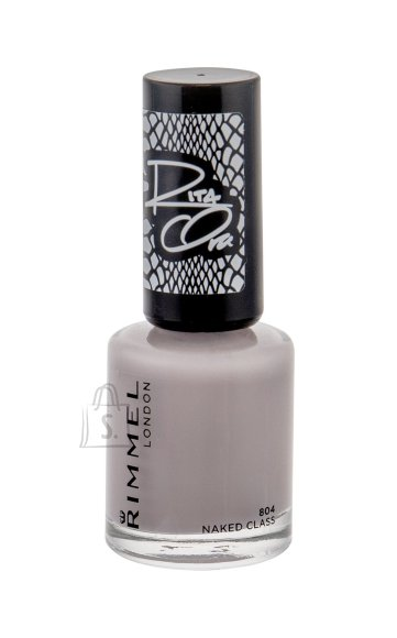 Rimmel London 60 Seconds Nail Polish (8 ml)