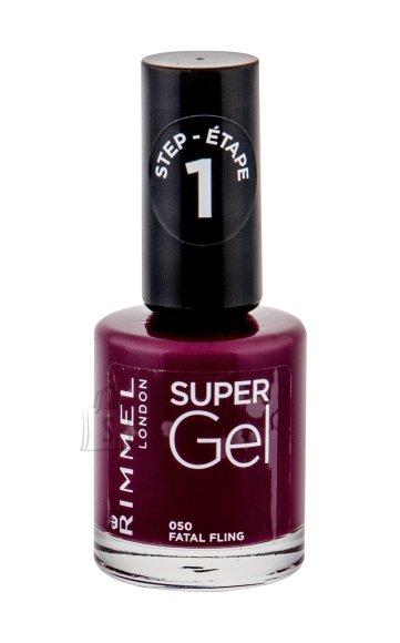 Rimmel London Super Gel Nail Polish (12 ml)