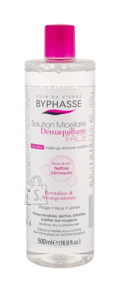 BYPHASSE Solution Micellaire Micellar Water (500 ml)