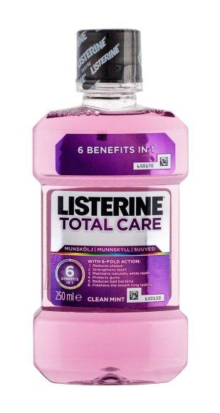 Listerine Mouthwash Mouthwash (250 ml)