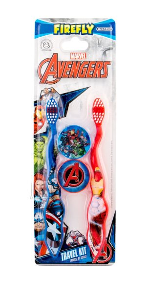 Marvel Avengers Toothbrush Toothbrush (2 pc)