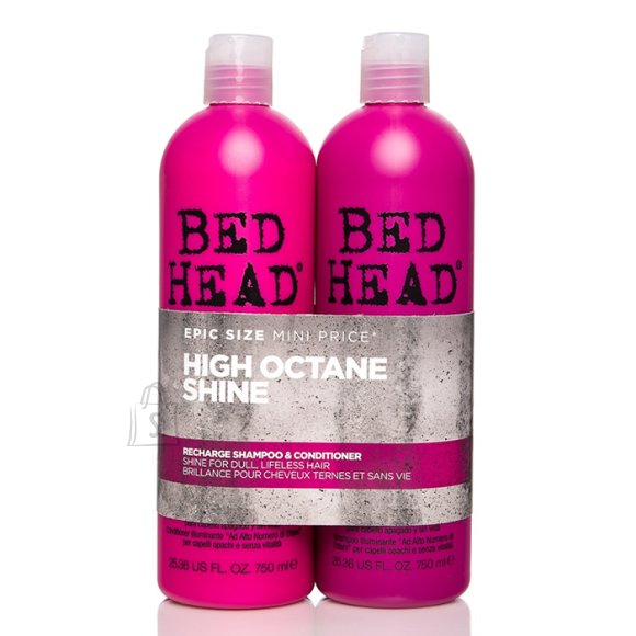 Tigi Bed Head Recharge High Octane šampoon + palsam 1500 ml
