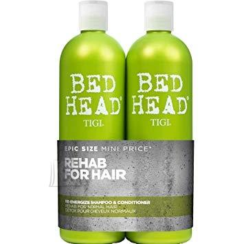 Tigi Bed Head Re-Energize šampoon ja palsam 1500 ml