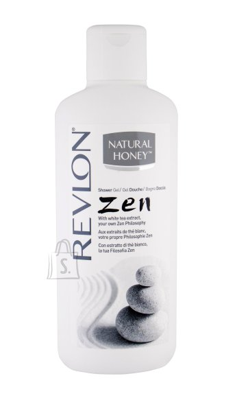 Revlon Natural Honey Shower Gel (650 ml)