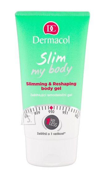 Dermacol Slim My Body For Slimming and Firming (150 ml)