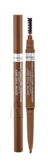 Rimmel London Brow This Way Eyebrow Pencil (0,25 g)