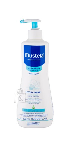 Mustela Hydra Bébé Body Lotion (500 ml)