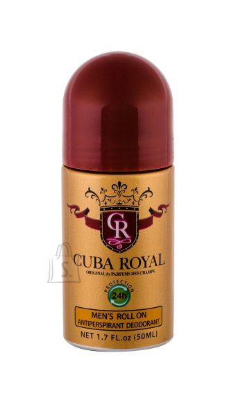 Cuba Royal Antiperspirant (50 ml)