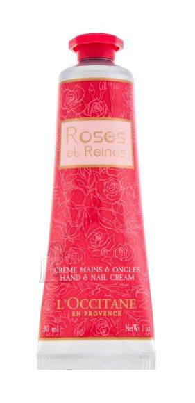 L´Occitane Roses Et Reines Hand Cream (30 ml)