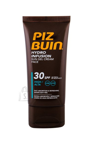 Piz Buin Hydro Infusion Face Sun Care (50 ml)