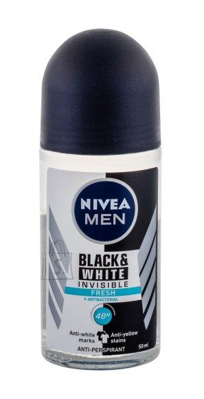 Nivea Men Invisible For Black & White Antiperspirant (50 ml)