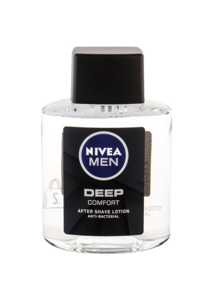 Nivea Men Deep Aftershave Water (100 ml)