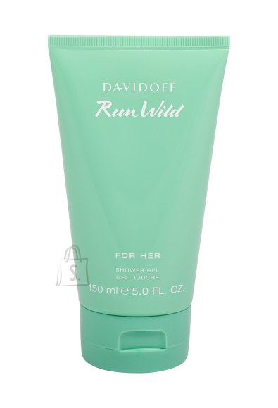 Davidoff Run Wild Shower Gel (150 ml)