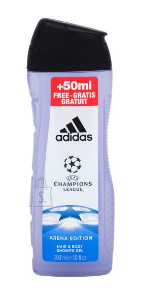 Adidas UEFA Champions League Shower Gel (300 ml)