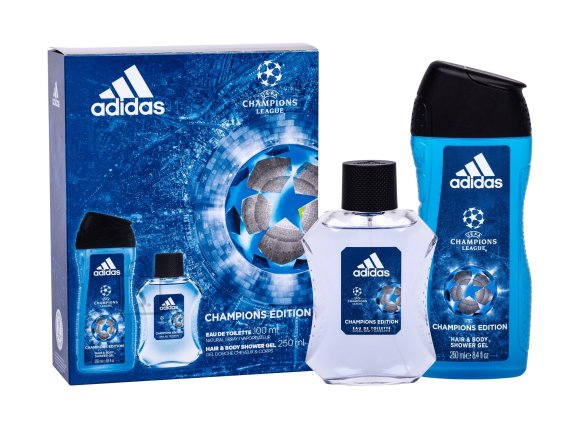 Adidas UEFA Champions League Eau de Toilette (100 ml)