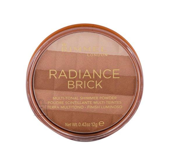 Rimmel London Radiance Brick Bronzer (12 g)