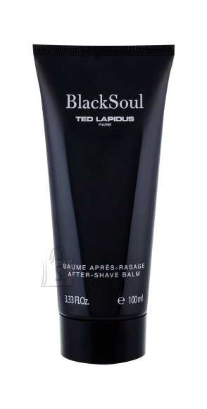 Ted Lapidus Black Soul Aftershave Balm (100 ml)