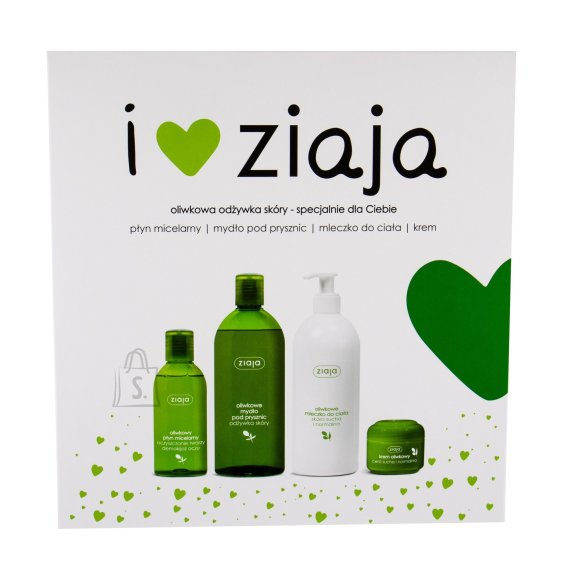 Ziaja Natural Olive Shower Gel (500 ml)