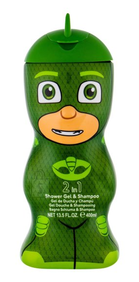 PJ Masks Gekko Shower Gel (400 ml)