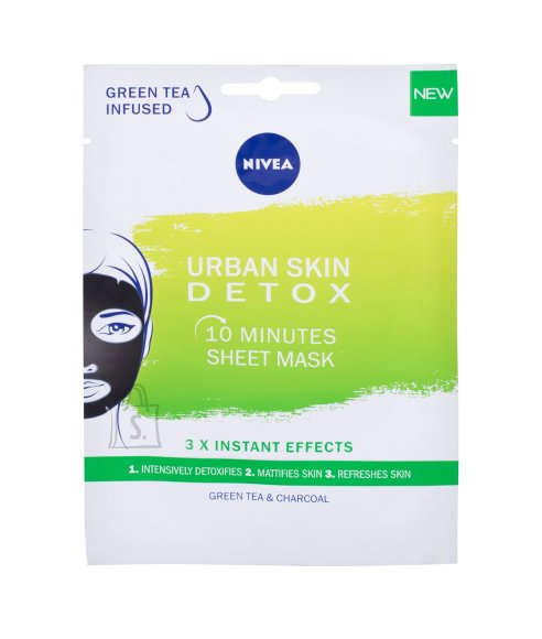 Nivea Urban Skin Detox Face Mask (1 pc)