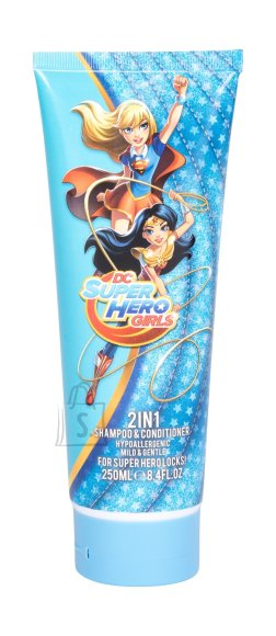 DC Comics Super Hero Girls Shampoo (250 ml)