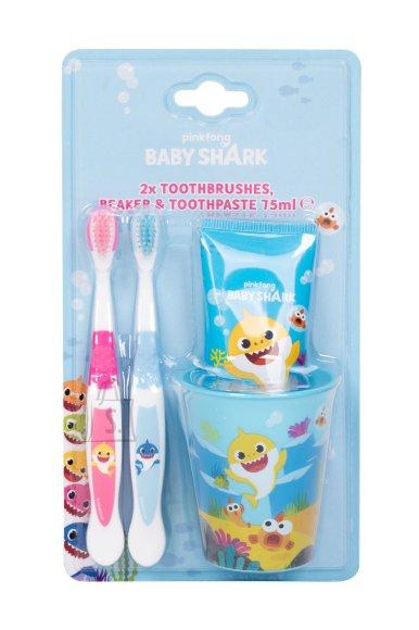 Pinkfong Baby Shark Toothbrush (2 pc)